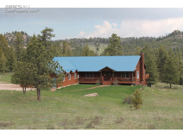 925 Springmeadow Way, Red Feather Lakes, CO 80545