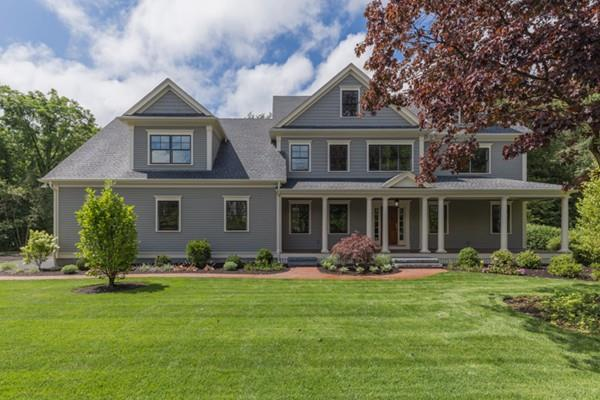 6 Blueberry Ln, Lexington, MA 02420
