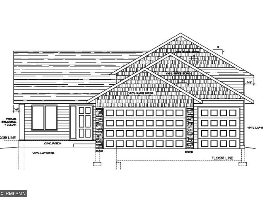 1126 N Ridge Dr NW, Montgomery, MN 56069