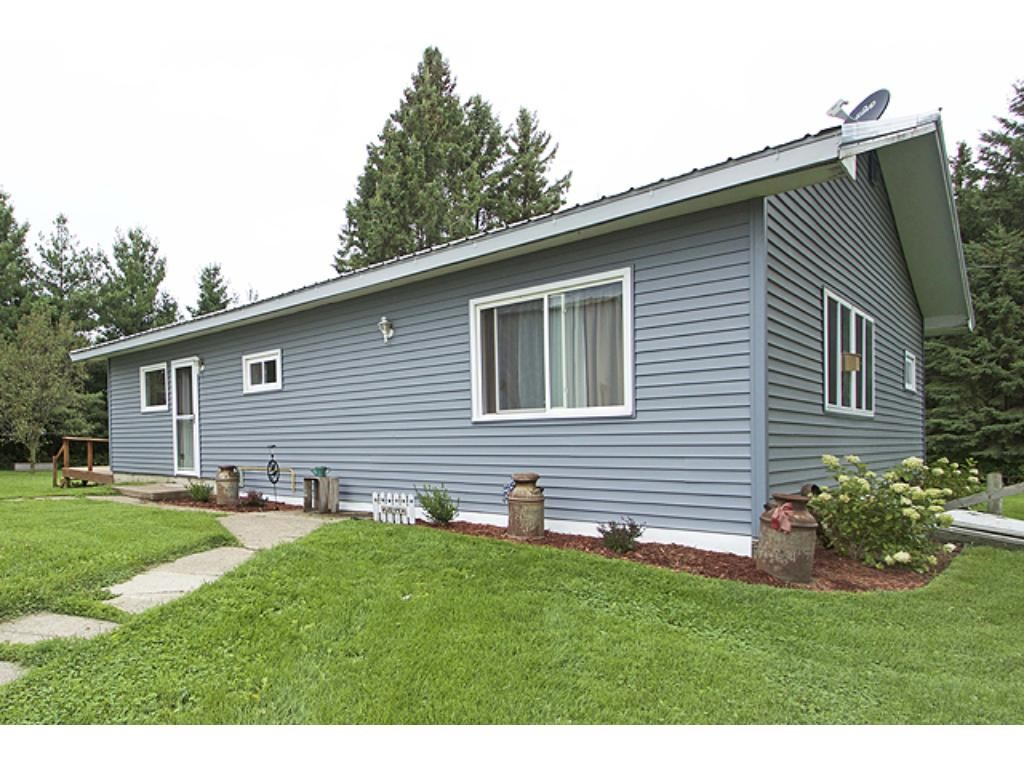 121 County Line St, Clear Lake, WI 54005