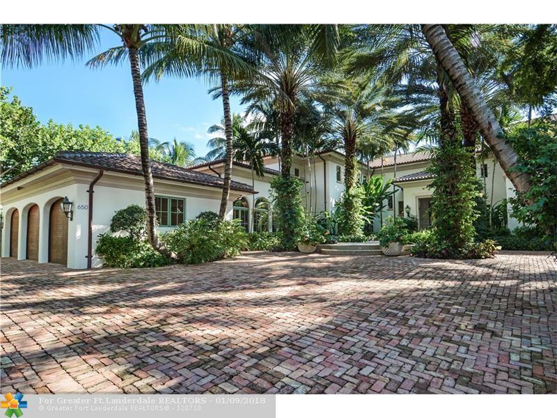 650 San Marco Dr Fort Lauderdale, FL