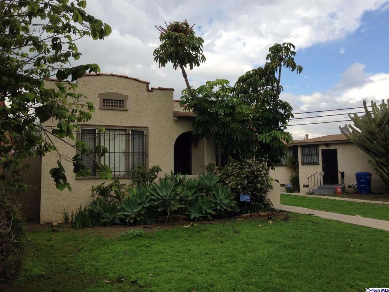 1901 S Curson Ave, Los Angeles, CA 90016