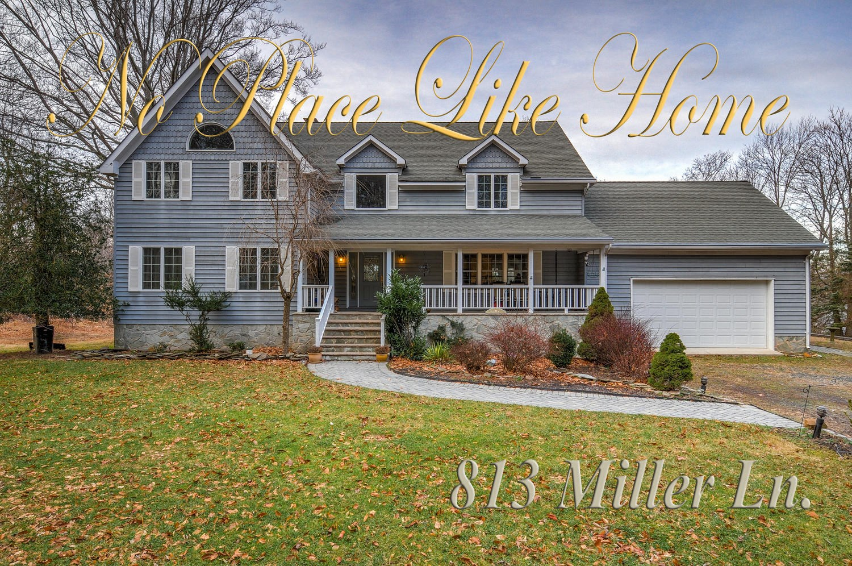 813 Miller Ln, Martinsville, NJ 08836