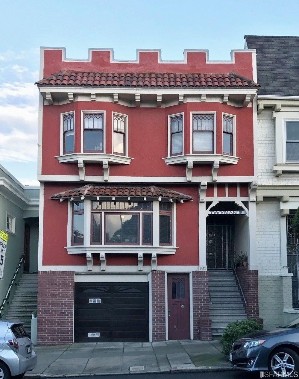 1420 6th Ave, San Francisco, CA 94122
