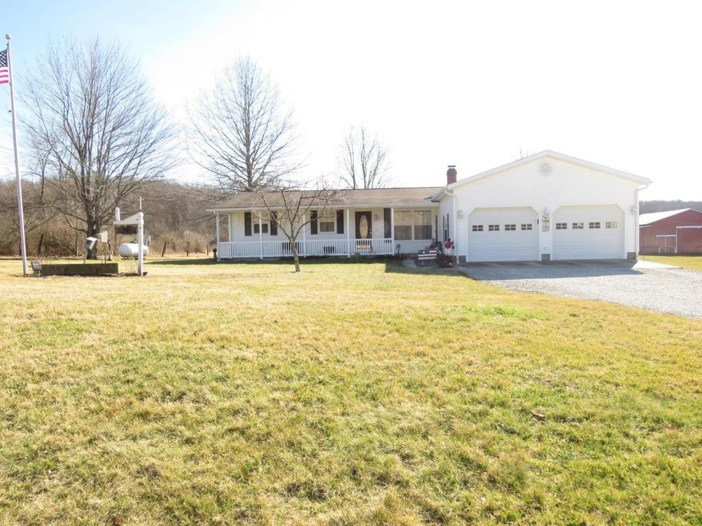 24878 New Guilford Rd, Martinsburg, OH 43037