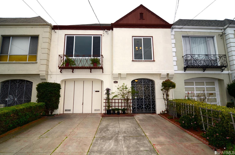 1751 42nd Ave, San Francisco, CA 94122