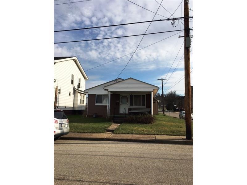 2119 Mcminn St, Aliquippa, PA 15001