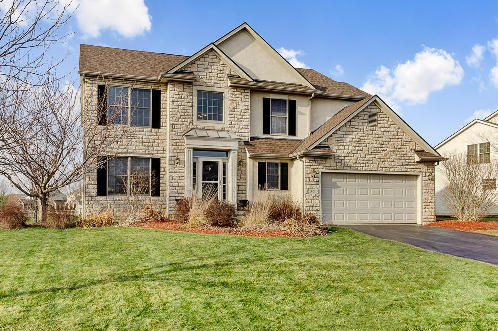 2408 Meadowshire Rd, Galena, OH 43021
