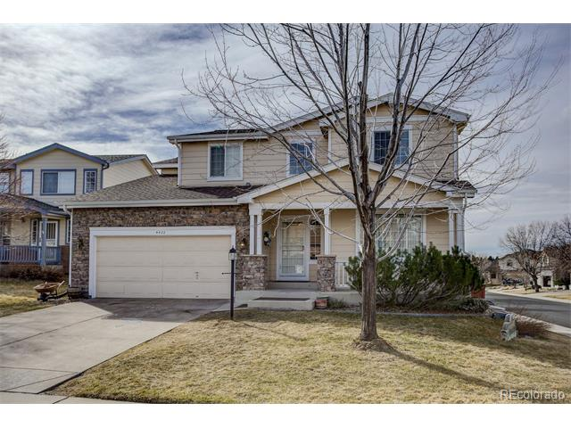4422 S Andes Way, Aurora, CO 80015