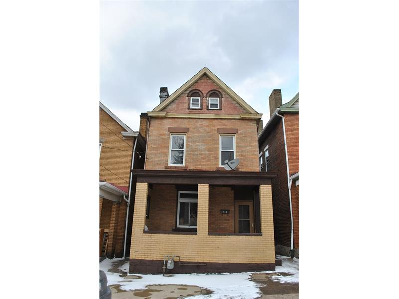 210 Oliver St, Duquesne, PA 15110