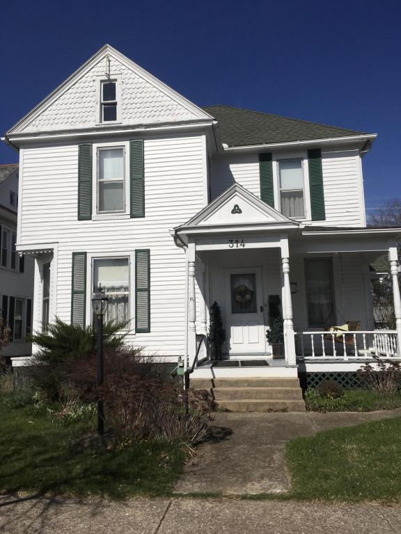 314 E Mound St, Circleville, OH 43113