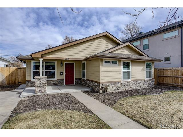 2210 S Humboldt St, Denver, CO 80210