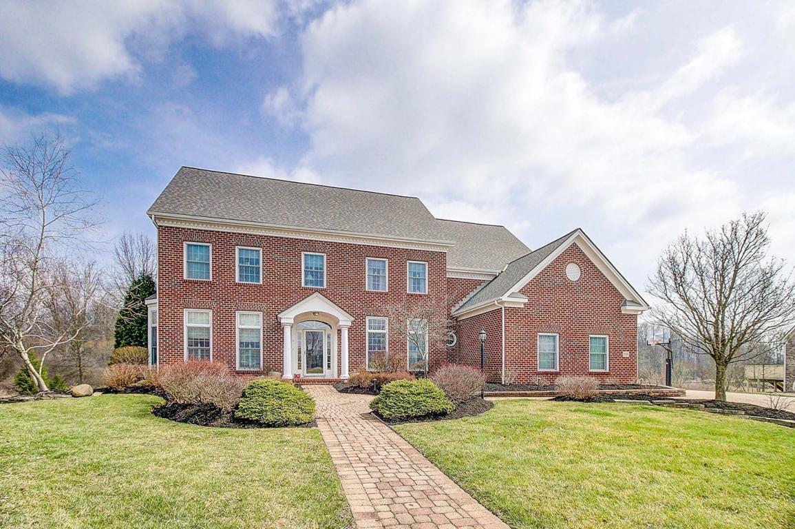 7955 Soft Rush Dr, Westerville, OH 43082