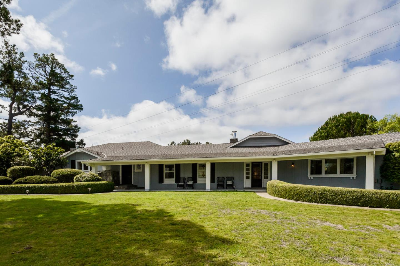 1701 Black Mountain Rd, Hillsborough, CA 94010