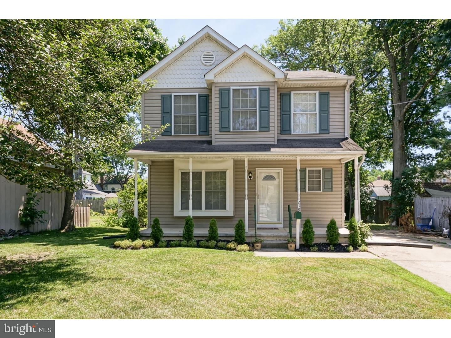 210 Conard Ave Collingswood Nj 08108 Home For Sale Mls 1001988128 Realtytrac