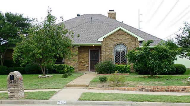 3426 Greenview Dr, Garland, TX 75044