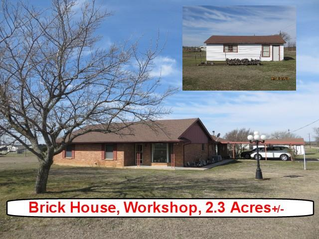 476 Gunter Rd, Whitesboro, TX 76273