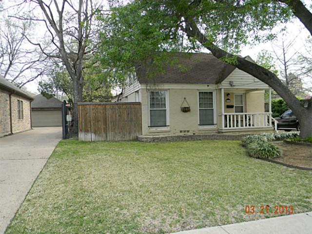 5012 Parkland Ave, Dallas, TX 75235