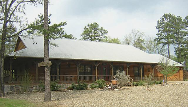 2.98 acres in Broken Bow, Oklahoma