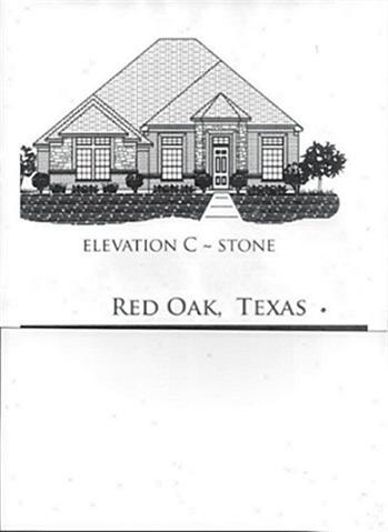 408 Valley Ridge Dr, Red Oak, TX 75154