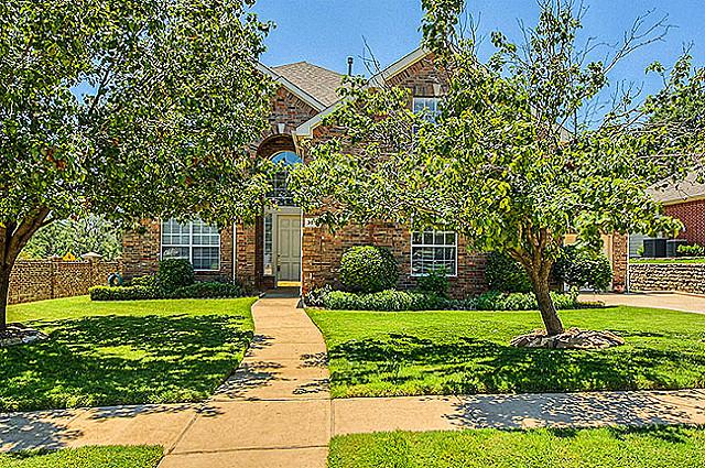 3016 Fairland Drive, Highland Village in Denton County, TX 75077 Home for Sale