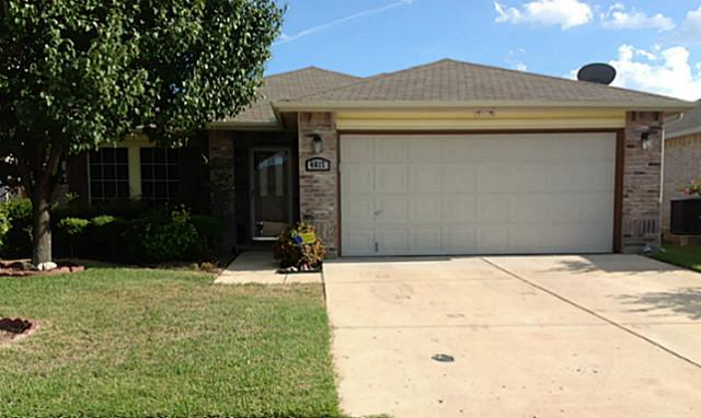 4017 Thoroughbred Trl, Fort Worth, TX 76123
