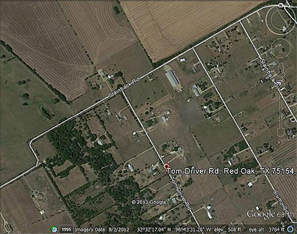 4 acres in Red Oak, Texas