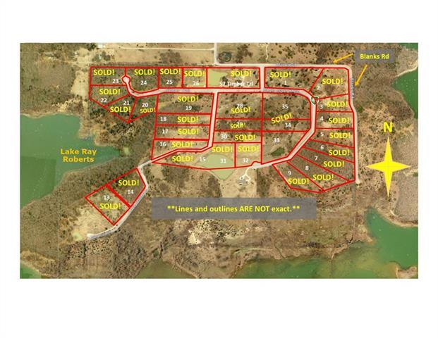 33 Eagle Cove Circle Tioga, TX 76271