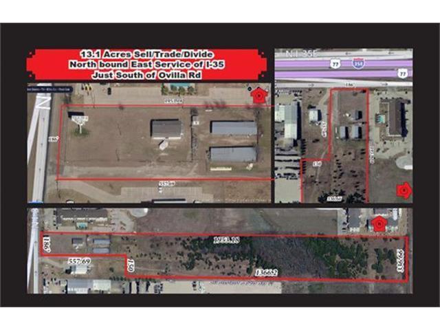 13.01 acres Red Oak, TX