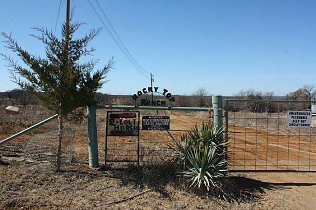 200 acres in Jacksboro, Texas