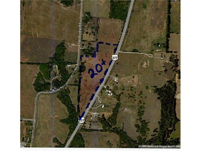 20.86 acres Whitesboro, TX