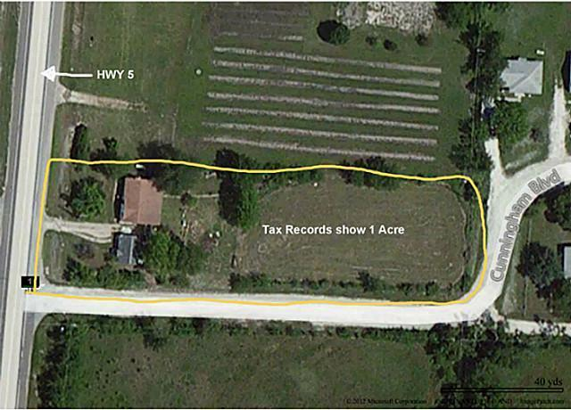 1 acres by Anna, Texas for sale