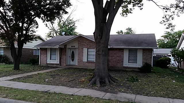 Rental Homes for Rent, ListingId:36226626, location: 809 Grassy Glen Drive Allen 75002