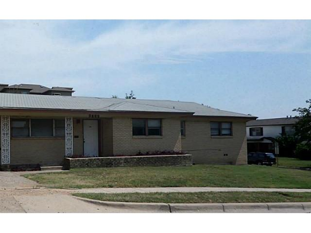 Rental Homes for Rent, ListingId:29108202, location: 2600 W Lowden Street Ft Worth 76109