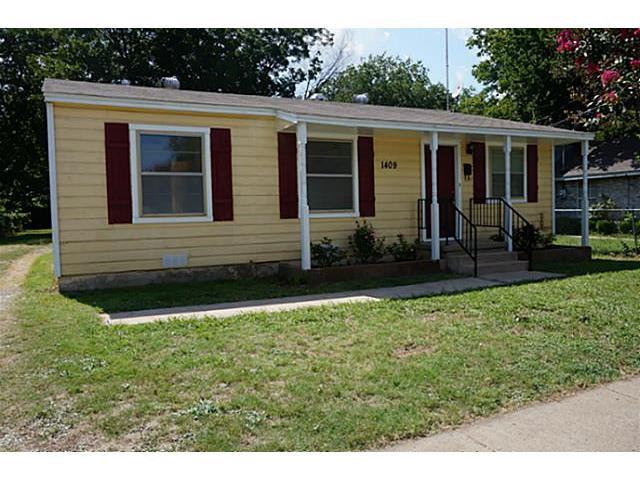 1409 N College St, Mckinney, TX 75069