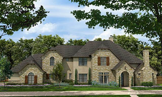 Photo of 5817 Forest Highlands Drive  Fort Worth  TX