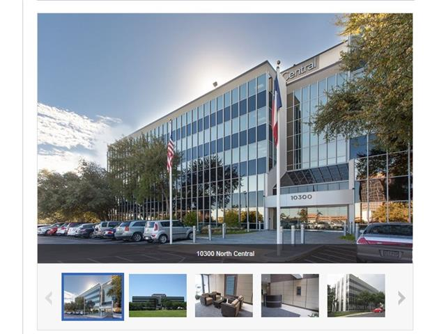 Commercial Property for Sale, ListingId:33969401, location: 10300 N CENTRAL EXPRESS Way Dallas 75231