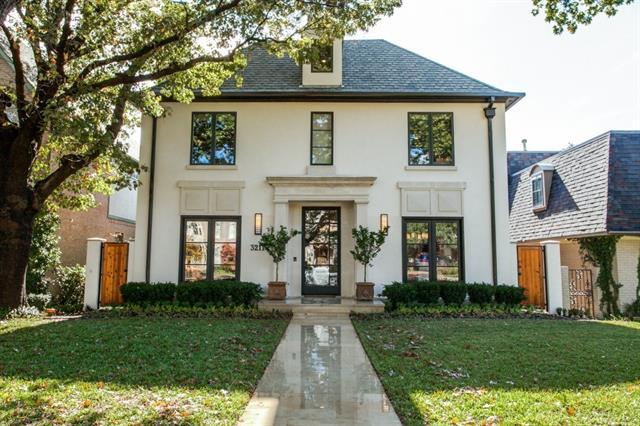 Real Estate for Sale, ListingId: 30717577, Highland Park,TX75205