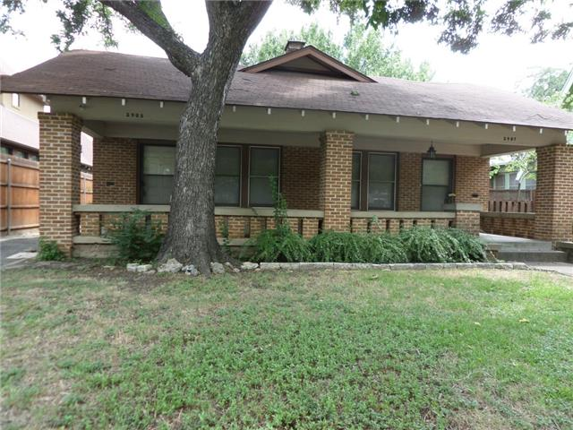 Rental Homes for Rent, ListingId:29486503, location: 2905 W Cantey Street Ft Worth 76109