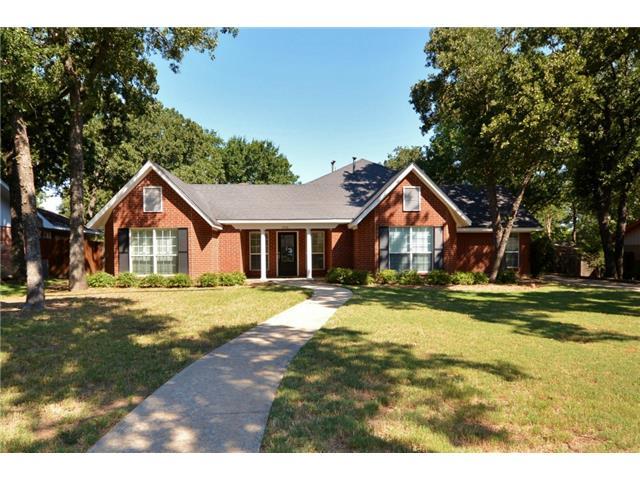 1712 Woodcrest Ave, Corsicana, TX 75110