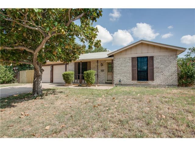 Single Family Home for Sale, ListingId:30847525, location: 725 Waverly Drive Arlington 76015