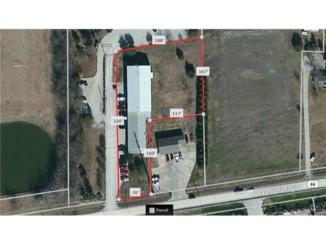 911 W Holiday, Fate, TX 75087