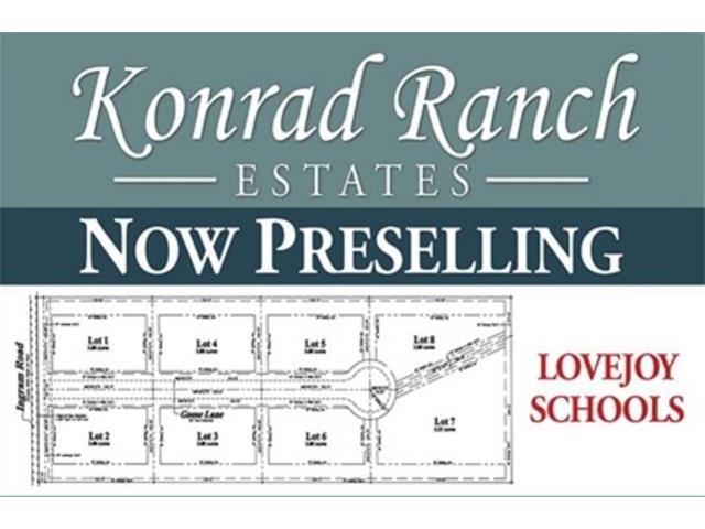 Real Estate for Sale, ListingId: 33725540, Lucas,TX75002