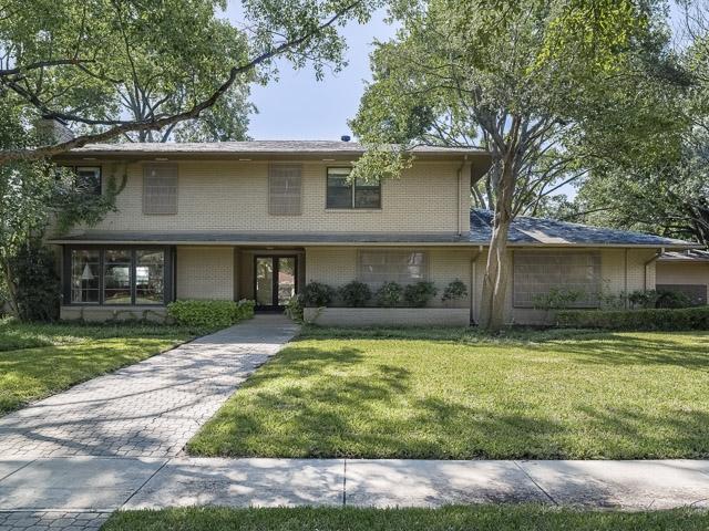 Real Estate for Sale, ListingId: 30279357, Highland Park,TX75209