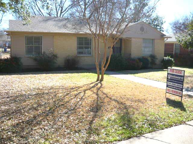 Rental Homes for Rent, ListingId:30459028, location: 5918 Over Look Drive Dallas 75227