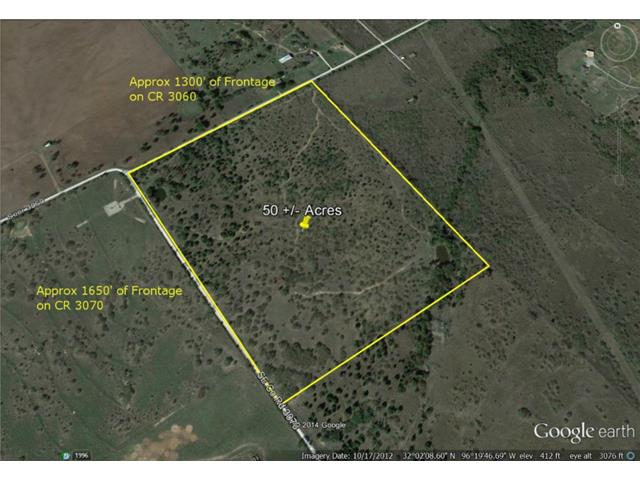 SE County Road 3070, Mildred, TX 75109
