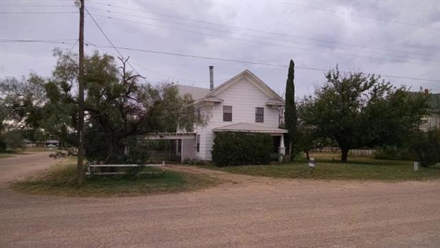 Photo of 311 S Church Street  Roby  TX