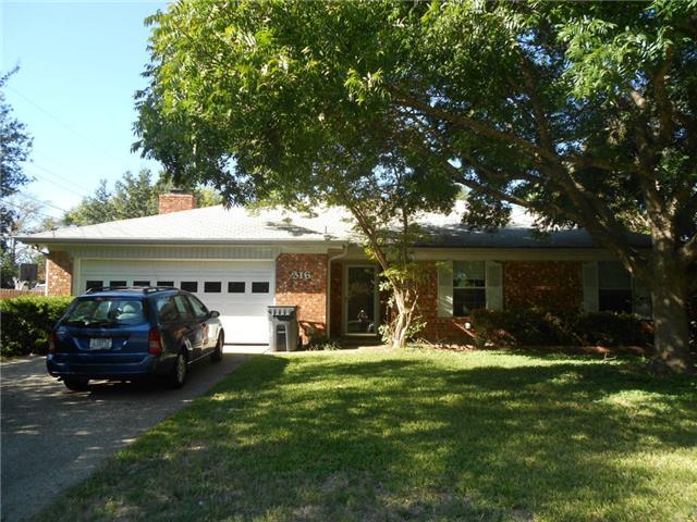 316 Gladstone Ave, Corsicana, TX 75110