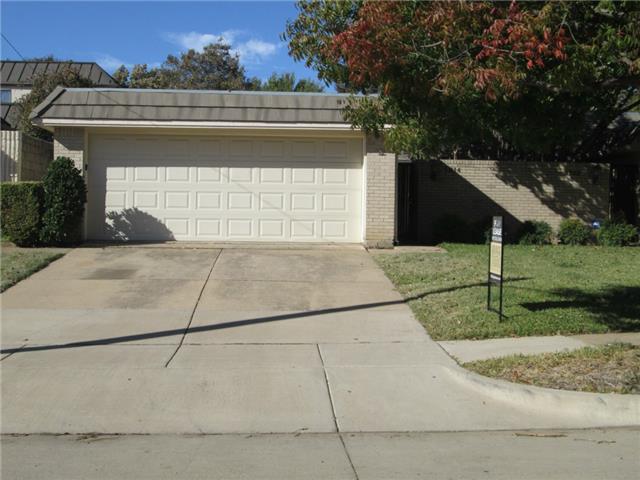 Rental Homes for Rent, ListingId:30728606, location: 1214 Belle Place Ft Worth 76107