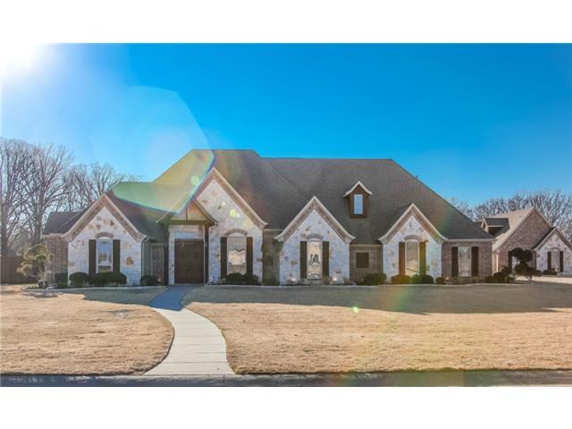 3184 Legacy Oaks Cir, Greenville, TX 75402
